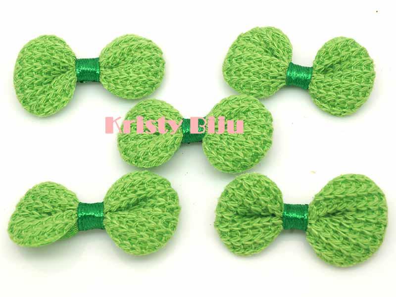 Apliques De Crochê Para Laços e Tiaras