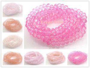 Pulseira-Cristal-Elástico-8mm-Quadrado-Rosa-Varias-Cores-300x225