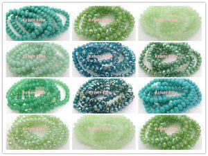 Pulseira-Cristal-Elástico-8mm-Quadrado-Verde-Varias-Cores-300x225