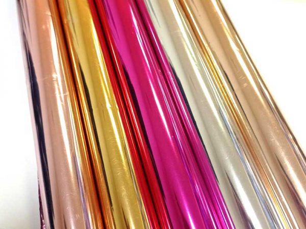 Lonita Metalica Espelhada Para Laços Piscina