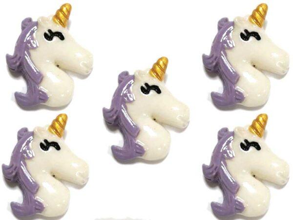 Apliques Para Laços e Tiaras Arco Unicornio